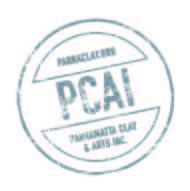 PCAI stamp white background