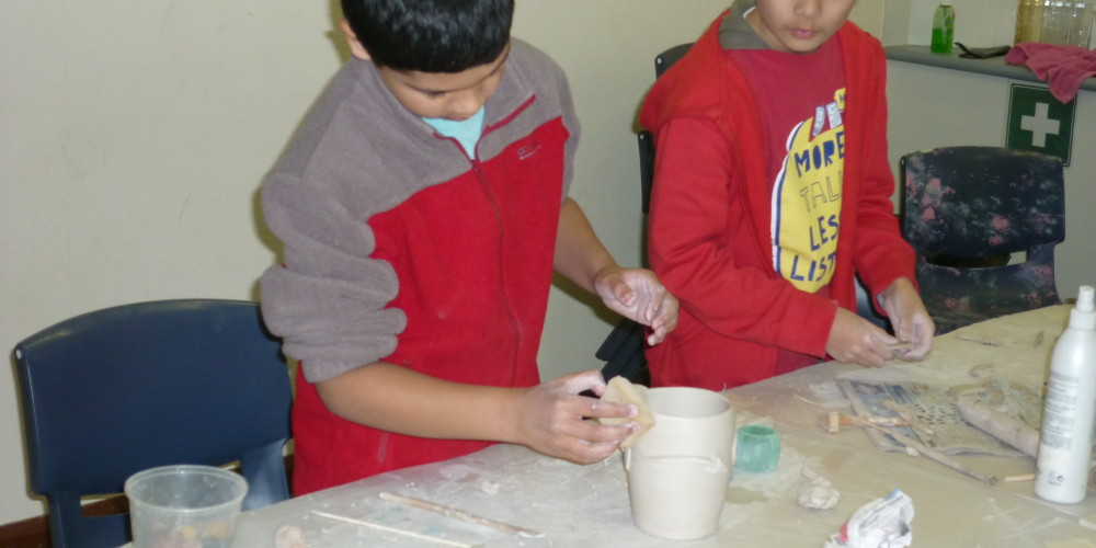 Amazing Mugs: Children's Workshop