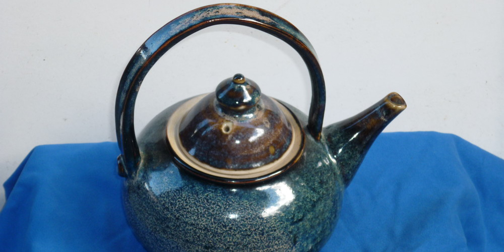 The Art of Making Teapots: Adult Workshop